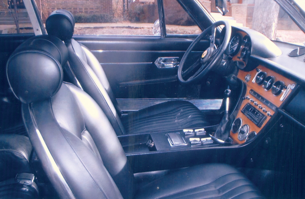 1970 FERRARI 365 GT 2+2 COUPE - Interior - 19887
