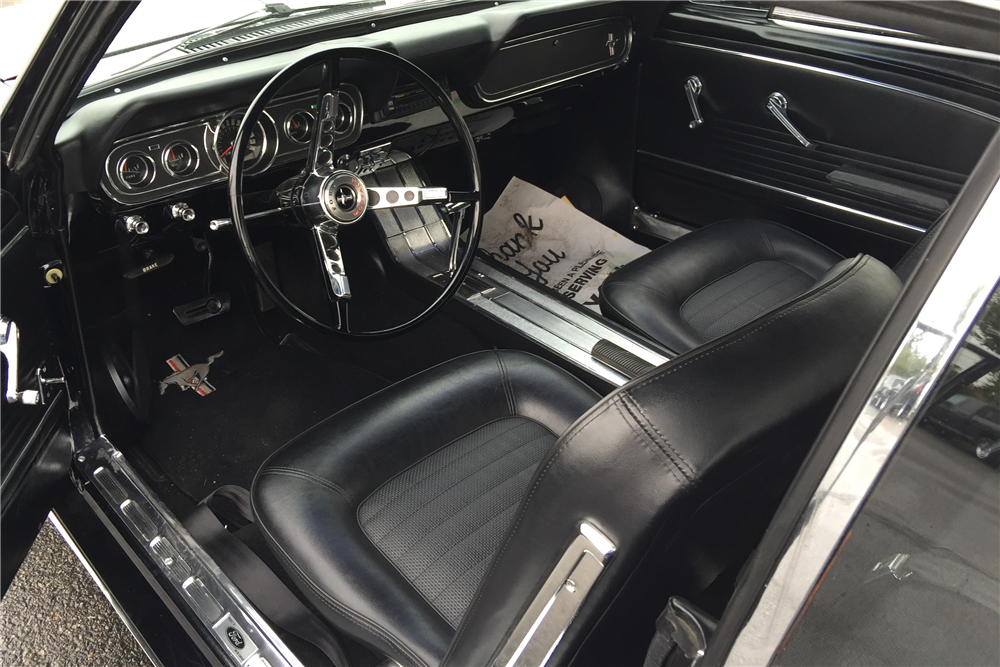 1966 Ford Mustang Custom Coupe 198875