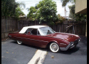 1961 FORD THUNDERBIRD CONVERTIBLE -  - 19892