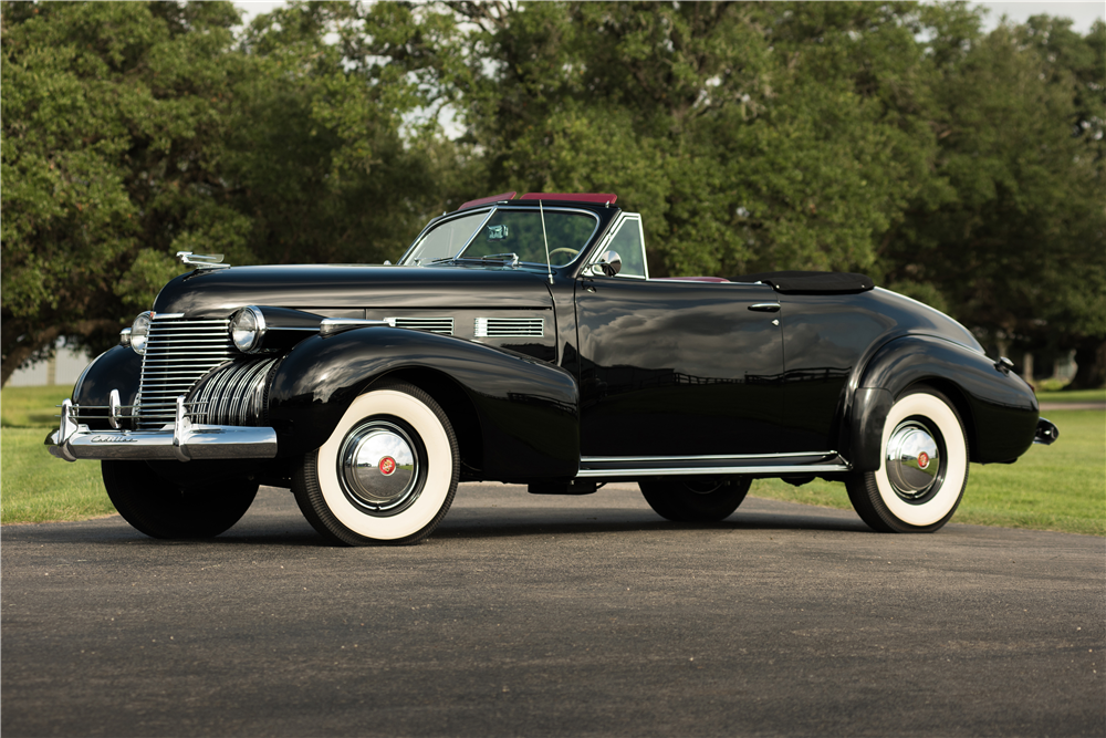 Image result for 1940 cadillac series 62 convertible