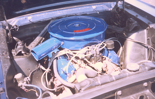 1966 FORD MUSTANG HARDTOP - Engine - 19895