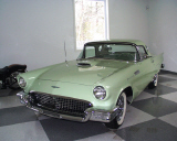 1957 FORD THUNDERBIRD CONVERTIBLE -  - 19905