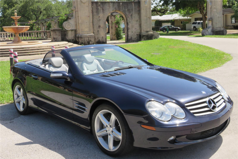 2006 mercedes benz sl500 convertible 199130 for 2006 mercedes benz sl500