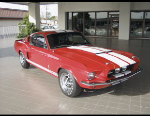 1967 SHELBY GT500 FASTBACK -  - 19916