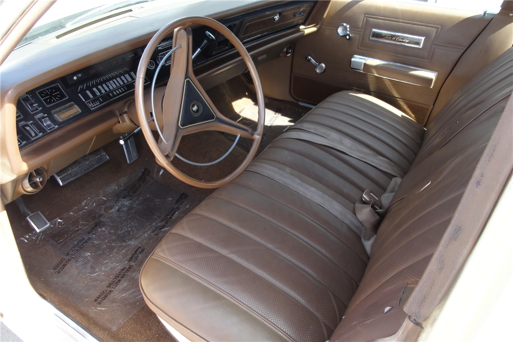 ... 1970 CHRYSLER TOWN U0026 COUNTRY   Interior   199171 ...