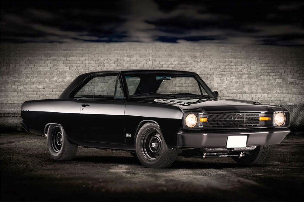 1967 DODGE DART CUSTOM COUPE - 199223