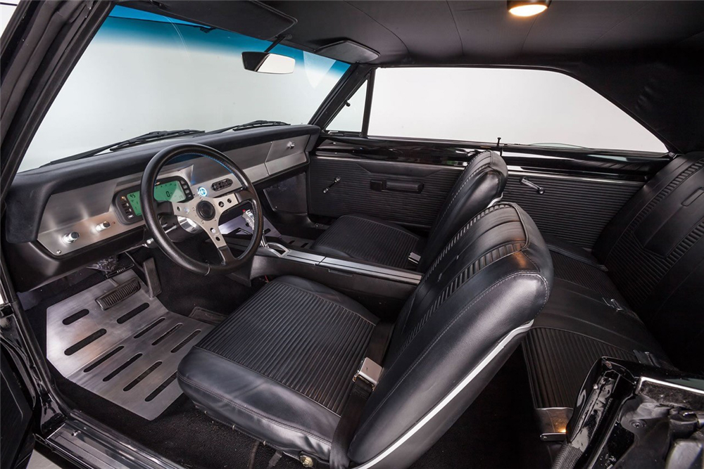 1967 dodge dart custom coupe 199223. Black Bedroom Furniture Sets. Home Design Ideas