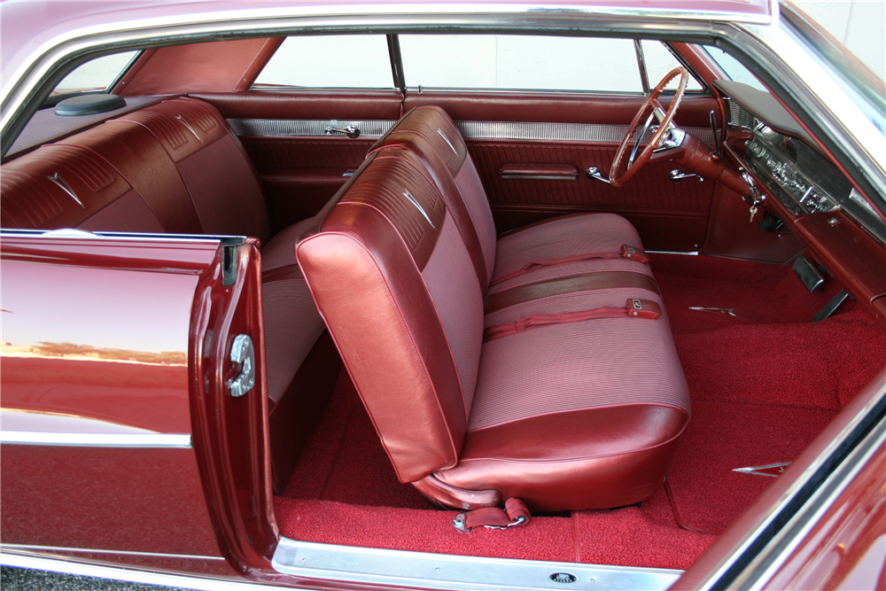 1964 pontiac catalina interior