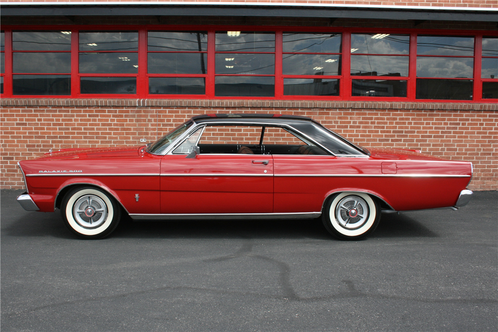 1965 ford galaxie 500 fastback 199262. Cars Review. Best American Auto & Cars Review