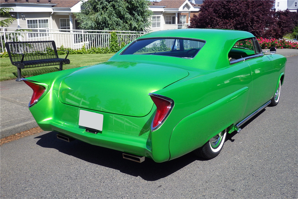 1953 Ford Custom Coupe 199325