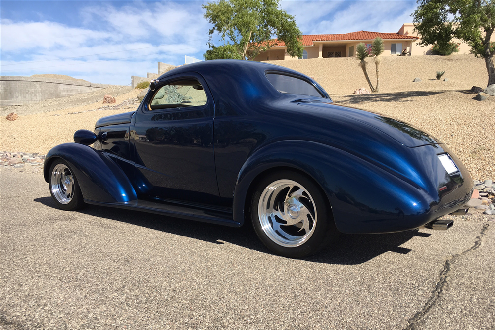 1937 Chevrolet 3 Window Custom Coupe 199326