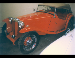 1948 MG TC CONVERTIBLE -  - 19933