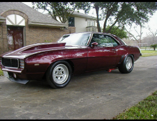 1969 CHEVROLET CAMARO RS/SS COUPE -  - 19942