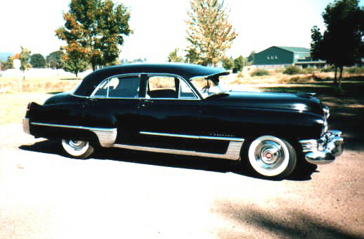 1949 cadillac series 62 4 door sedan 19943