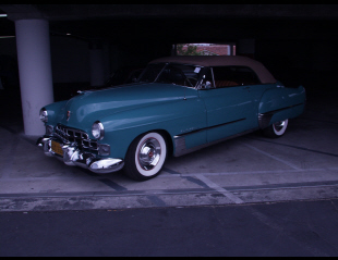 1948 CADILLAC SERIES 62 CONVERTIBLE -  - 19950