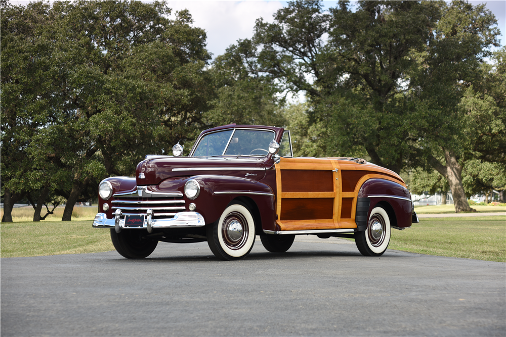 1947 FORD SPORTSMAN CONVERTIBLE - Misc 1 - 199536