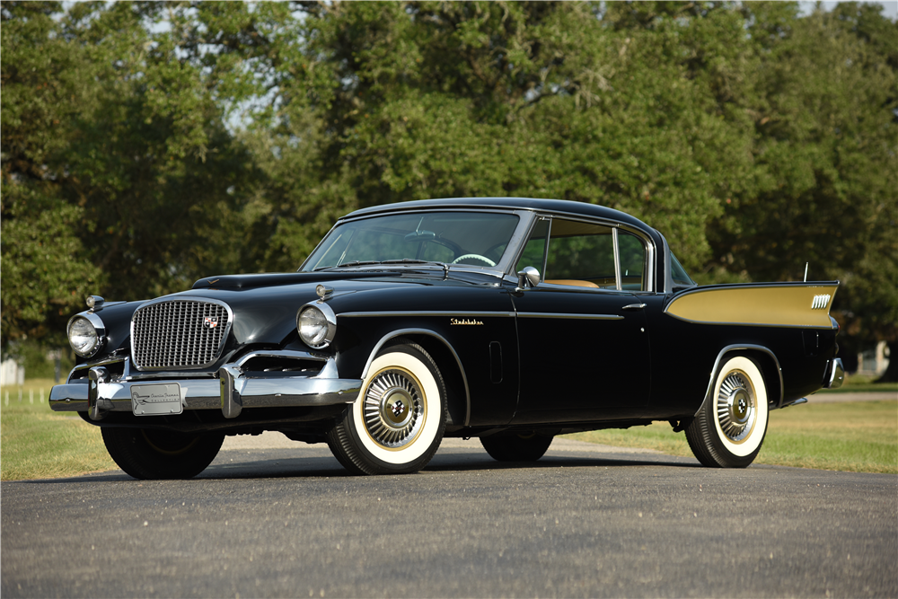 1957 Studebaker Golden Hawk 199547