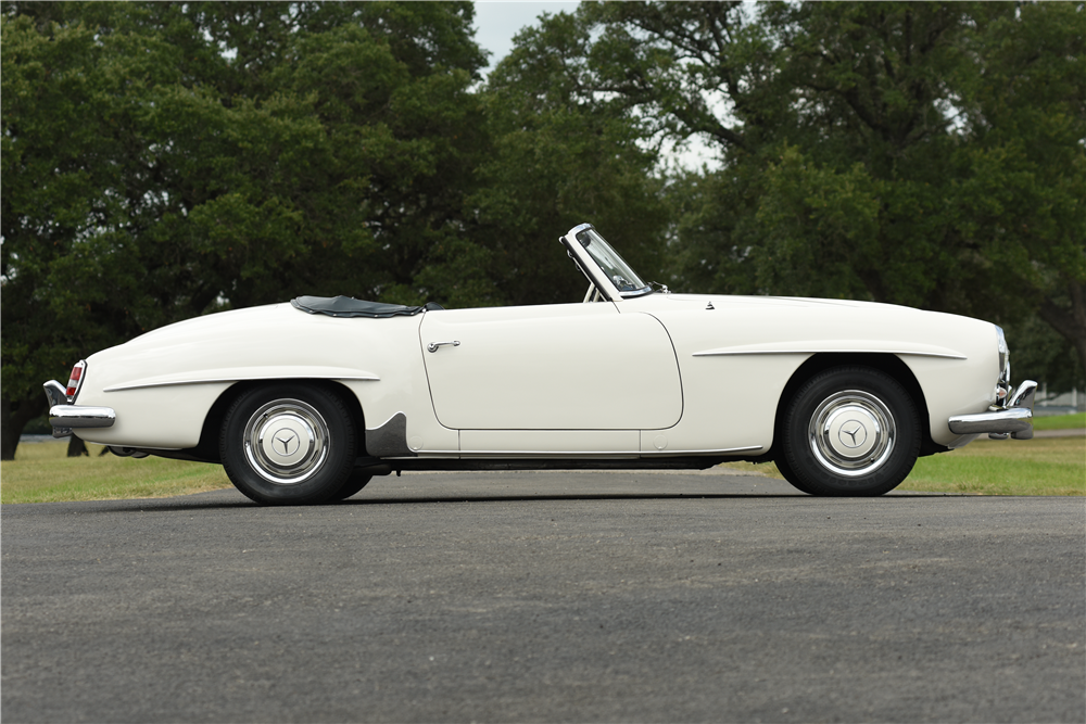 1956 mercedes benz 190sl roadster 199555
