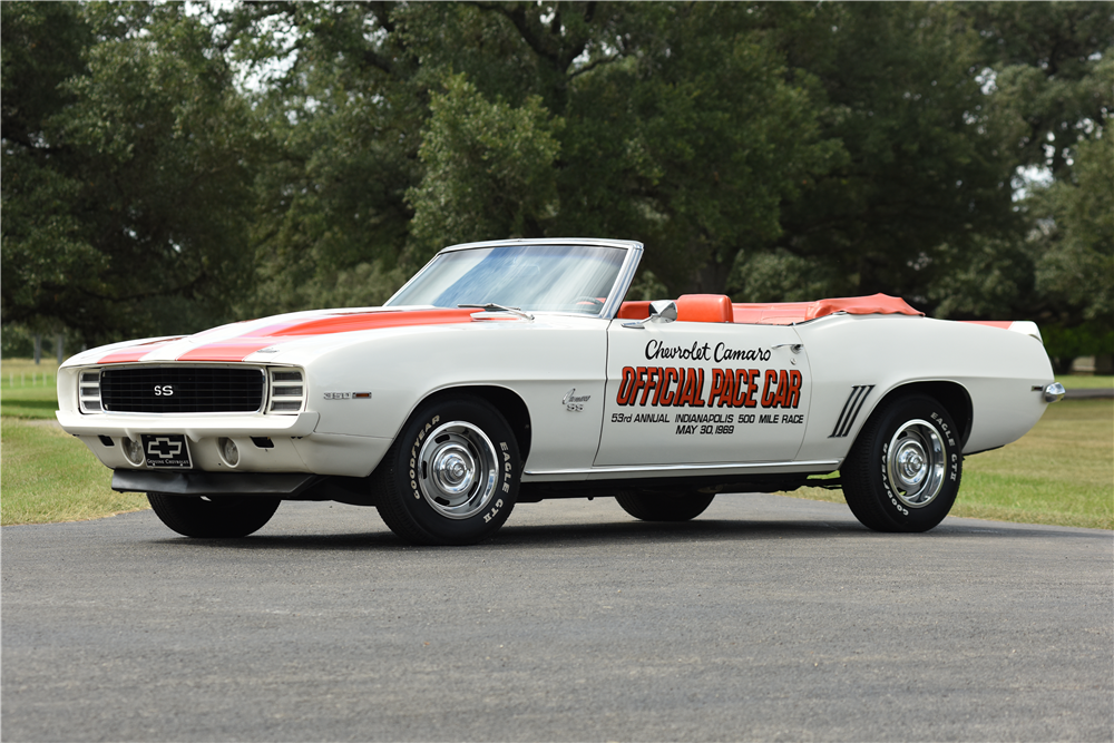 Indy  Pace Car