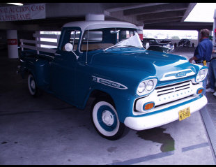 1959 CHEVROLET APACHE STEP-SIDE PICKUP -  - 19972
