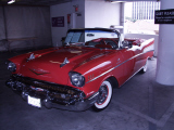 1957 CHEVROLET BEL AIR FI CONVERTIBLE -  - 19976