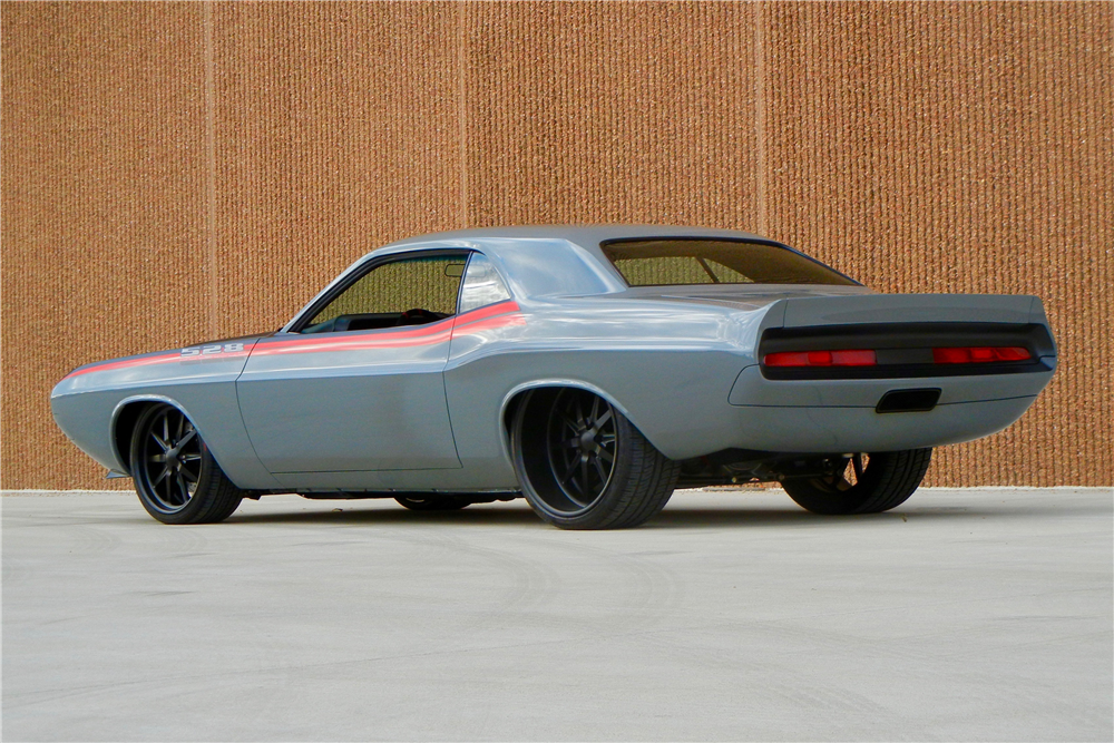 1970 Dodge Challenger Custom Coupe 199819