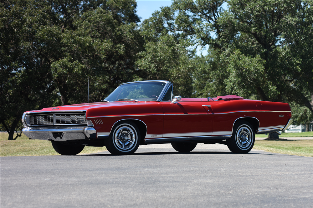 1968 ford galaxie 500 xl convertible 199895. Cars Review. Best American Auto & Cars Review