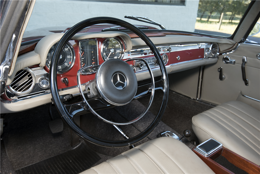 Essence Las Vegas >> 1966 MERCEDES-BENZ 230SL ROADSTER - 199930