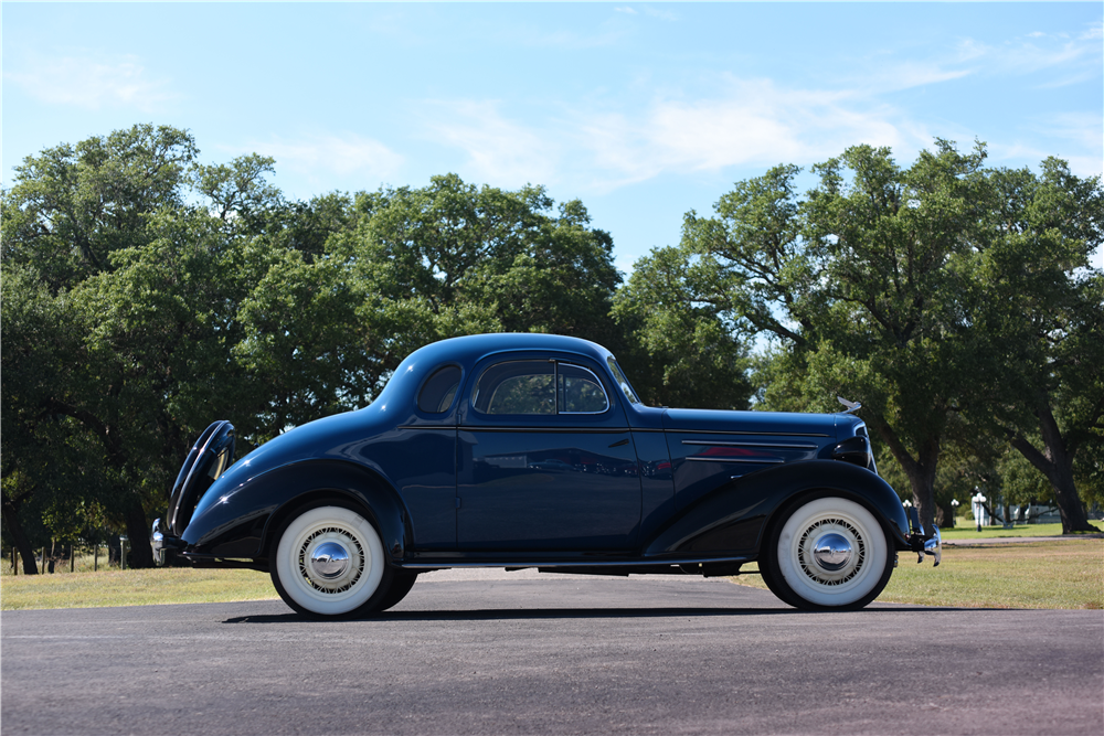 1935 Chevrolet Master Deluxe Business Coupe 199941