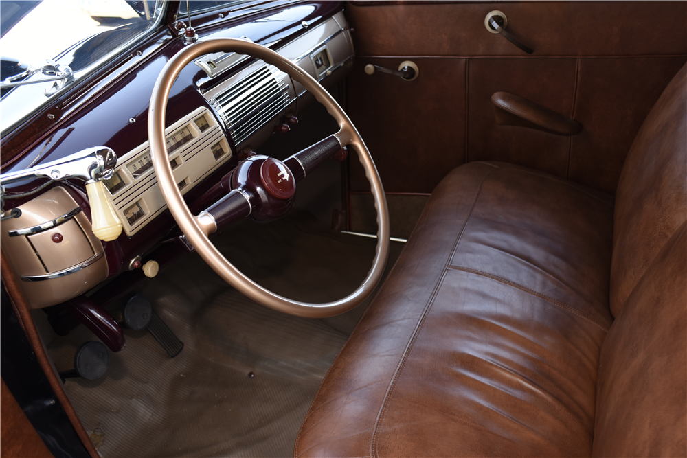 1940 ford deluxe convertible 200025. Black Bedroom Furniture Sets. Home Design Ideas