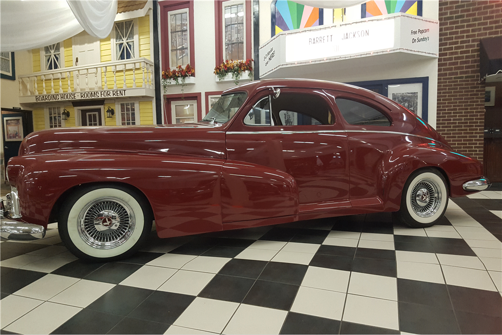 1948 oldsmobile custom coupe 200034 for 1948 oldsmobile 4 door sedan