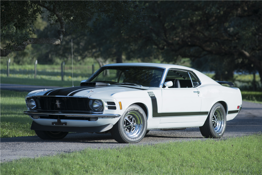 1970 Mustang Fastback 302 For Sale