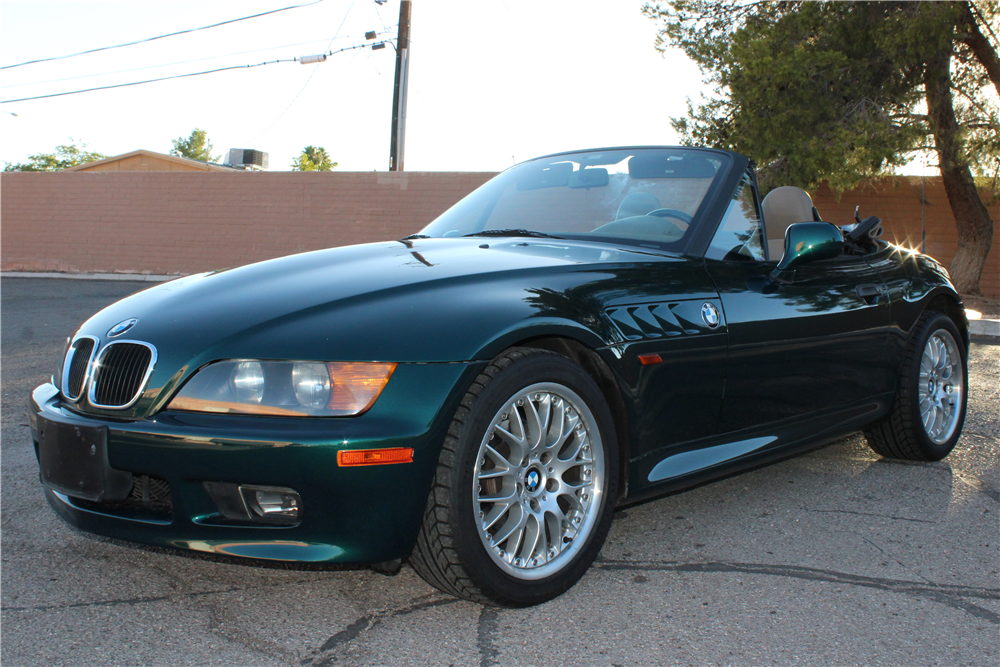 1997 bmw z3 convertible. Black Bedroom Furniture Sets. Home Design Ideas