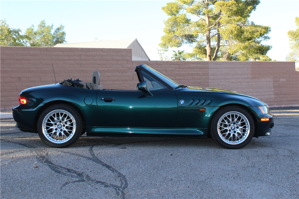Bmw z3 roadster summary