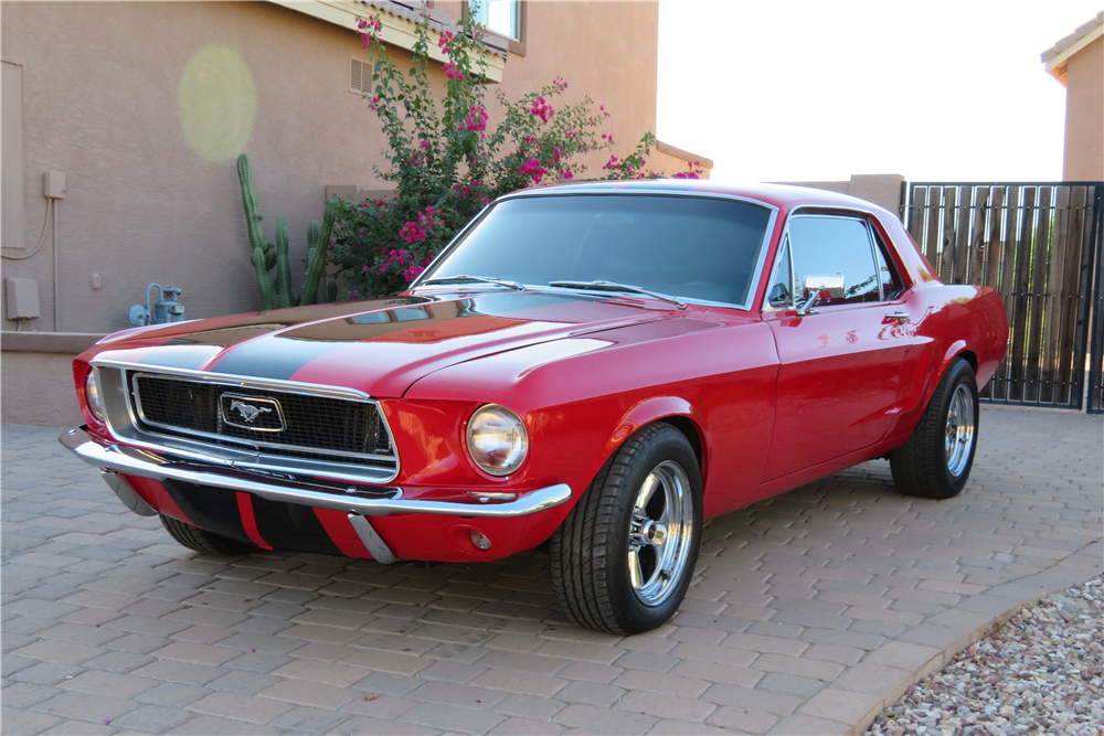 Ford West Palm Beach >> 1968 FORD MUSTANG CUSTOM COUPE