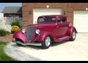 1934 FORD 3 WINDOW COUPE -  - 20027