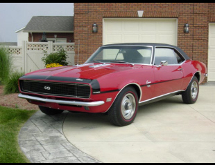 1968 CHEVROLET CAMARO RS/SS SPORT COUPE -  - 20029