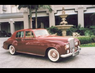 1965 BENTLEY S3 4 DOOR SEDAN -  - 20036