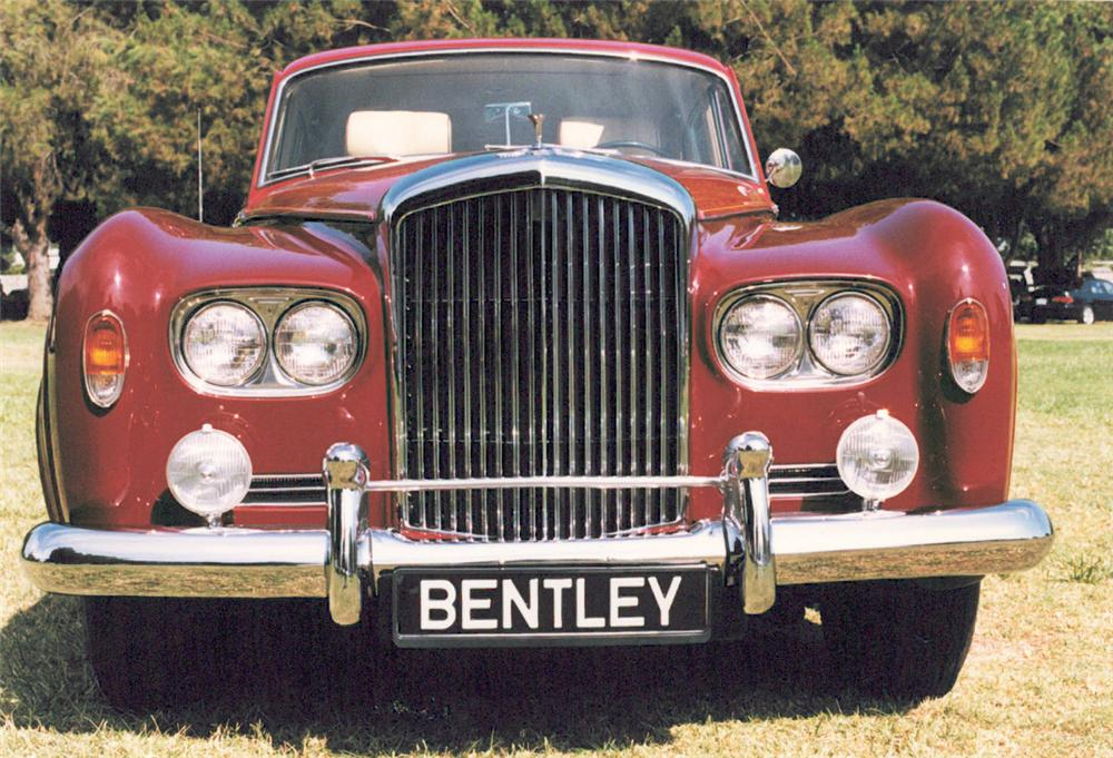 1965 BENTLEY S3 4 DOOR SEDAN - Side Profile - 20036