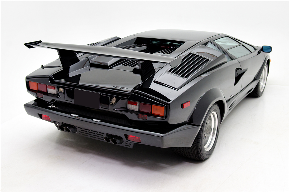 1989 Lamborghini Countach 25th Anniversary Edition 200386