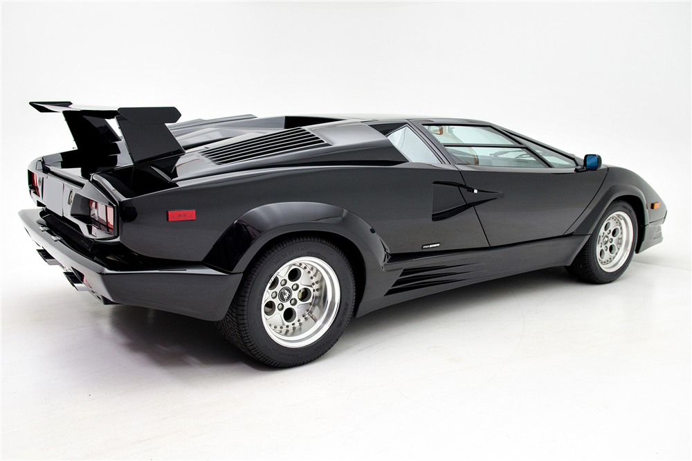 1989 lamborghini countach 25th anniversary edition 200386. Black Bedroom Furniture Sets. Home Design Ideas
