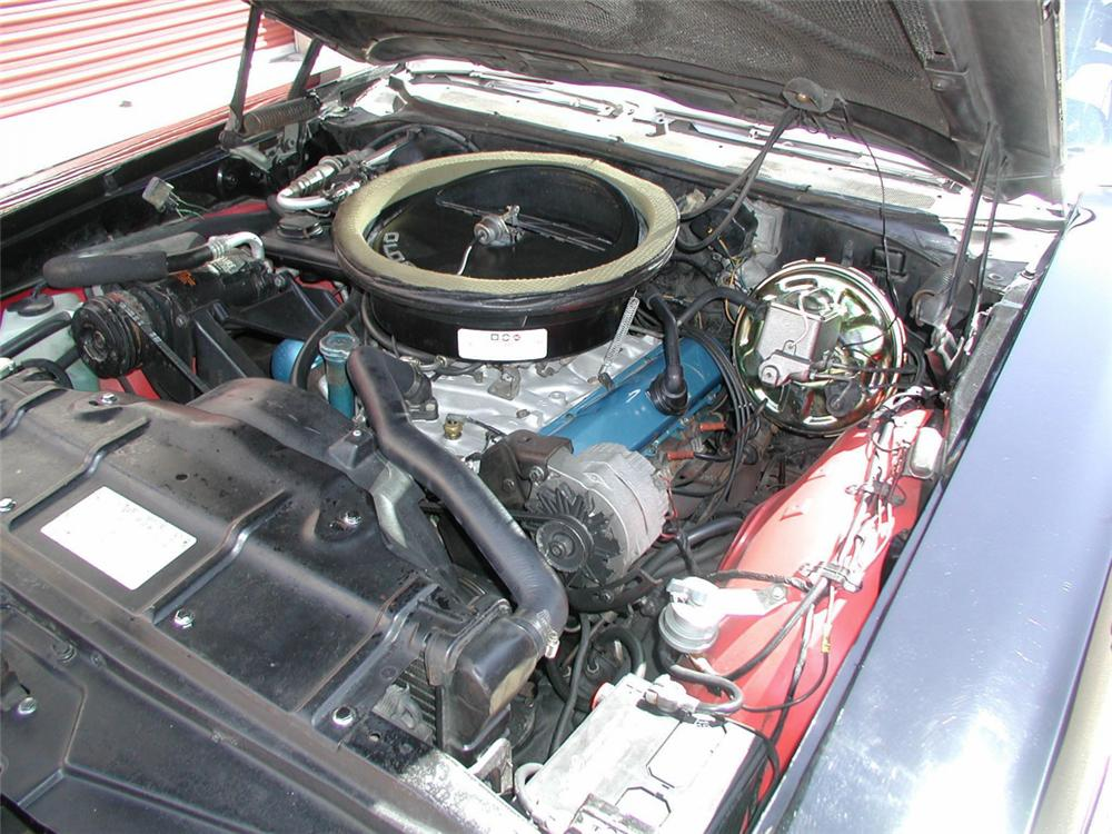 1970 OLDSMOBILE 442 W30 HARDTOP COUPE - Engine - 20040