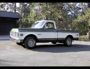 1972 CHEVROLET C-10 FLEETSIDE PICKUP -  - 20047