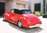 1940 FORD DELUXE CONVERTIBLE CUSTOM -  - 20048