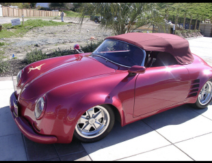 1955 PORSCHE 356 SPEEDSTER RE-CREATION -  - 20050