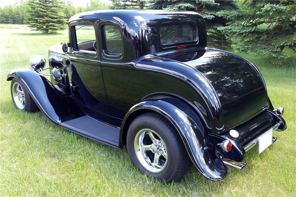 1932 ford deluxe 5 window coupe 200529 for 1932 ford 3 window coupe chassis