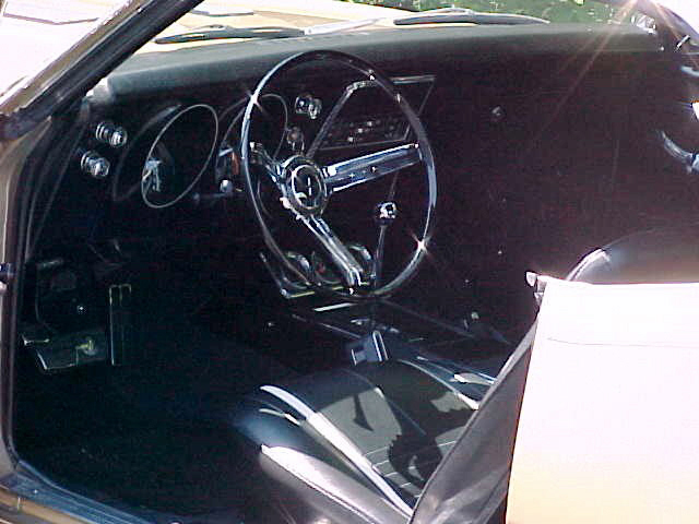 1967 CHEVROLET CAMARO RS/SS SPORT COUPE - Interior - 20056