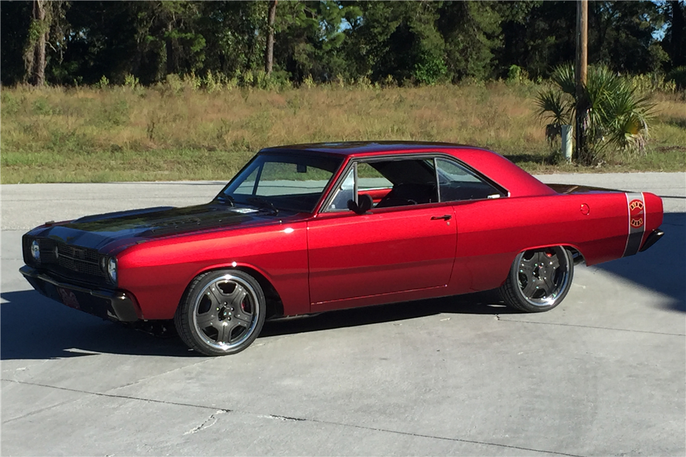 1968 DODGE DART GTS 'BLOW DART'200594