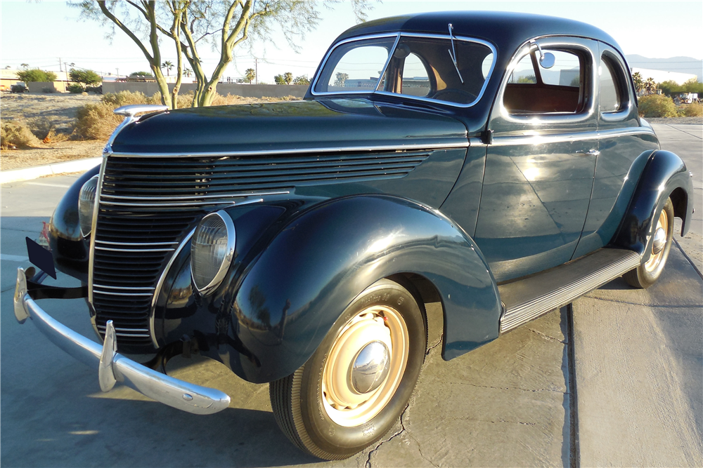 1938 ford business coupe 1939 Ford Standard Coupe 1938 ford business coupe front 3 4 200608
