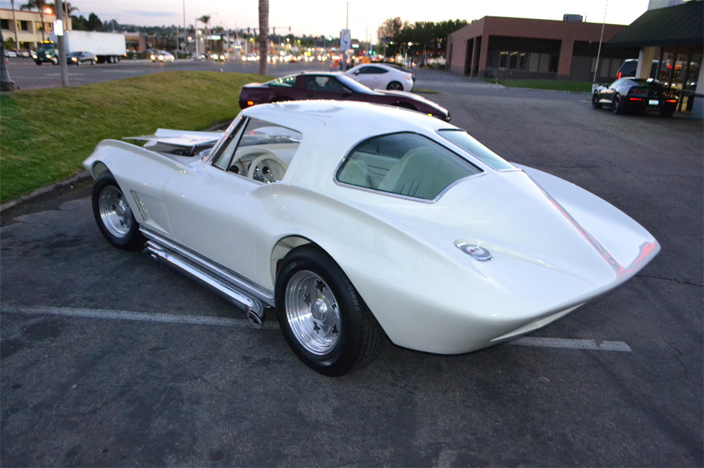 1963 chevrolet corvette custom split window coupe 200670 for 1963 split window coupe corvette